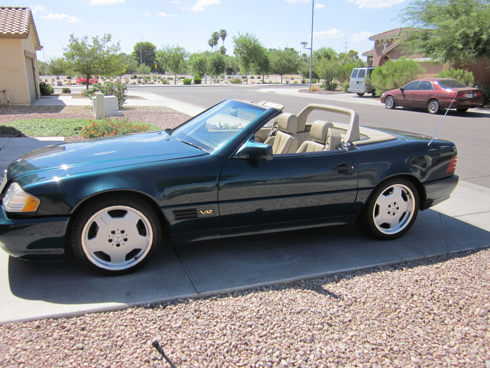 1995 mercedes benz sl class overview cargurus for 1995 mercedes benz sl500