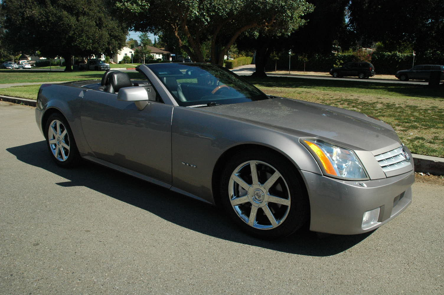 2004 Cadillac Xlr Pictures Cargurus