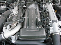 Picture of 1998 Toyota Supra 2 Dr Turbo Hatchback, engine
