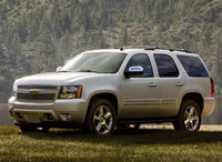 2014 Chevrolet Tahoe, Front-quarter view. Copyright General Motors, manufacturer, exterior
