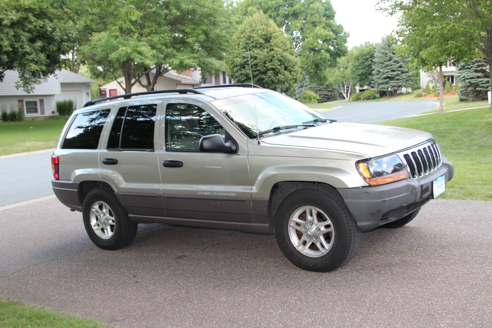 2004 Jeep Grand Cherokee - Pictures - CarGurus