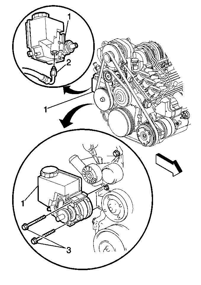 buick lesabre questions - fan and water pump belt configeration
