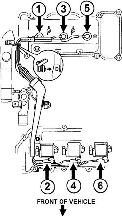 Toyota Tacoma Coil Pack Location