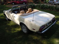 1982 FIAT 124 Spider Overview