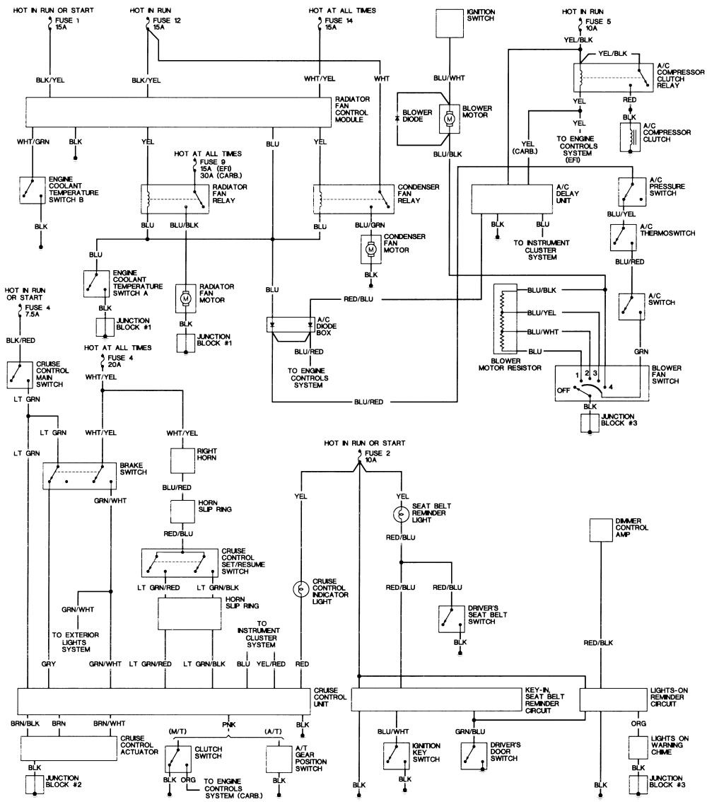 Honda Accord Questions I Have A 1989 That Quit Relay Testing Circuit Diagram Running It Has Spark And Fueli Checked The Timing Belt Did Compression Test All Cylinders Were Good