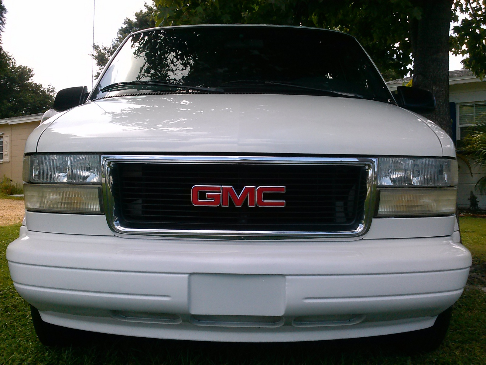 Picture of 2000 GMC Safari 3 Dr SLE Passenger Van Extended