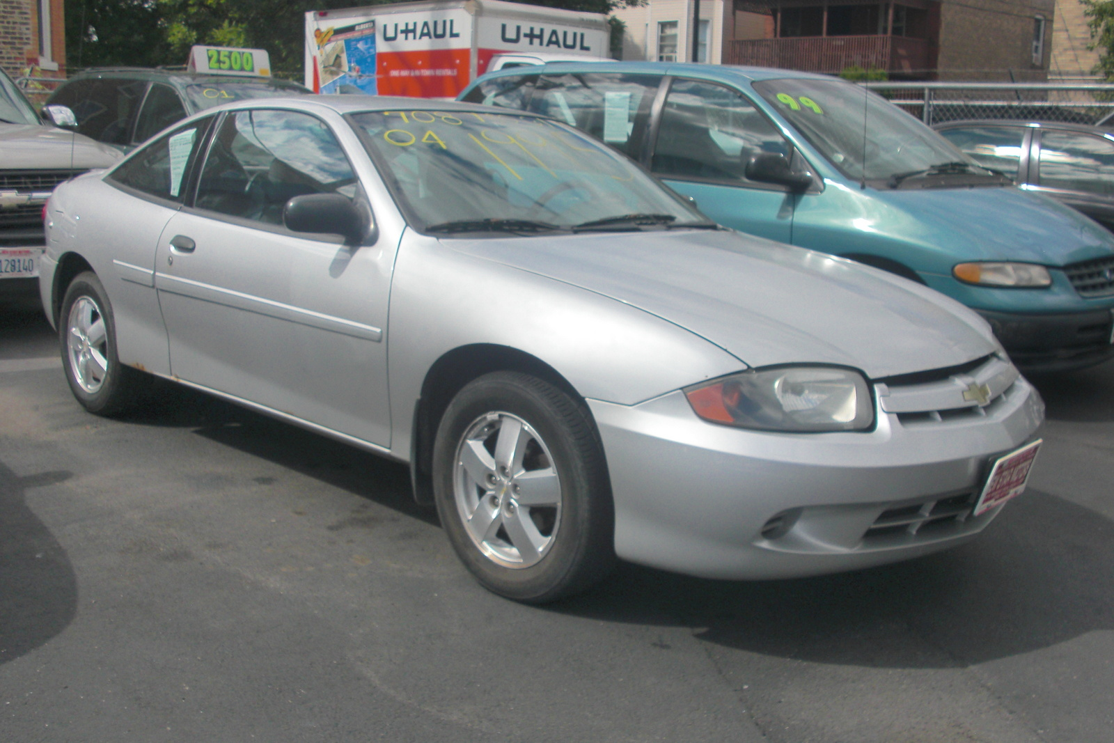 picture of 2004 chevrolet cavalier ls exterior. Cars Review. Best American Auto & Cars Review