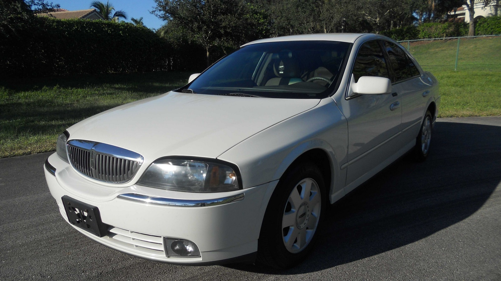 2005 Lincoln Ls V6 Owners Manual