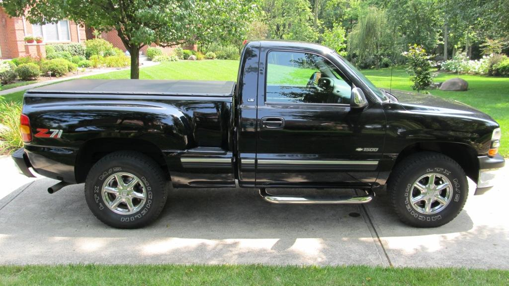 picture of 1999 chevrolet silverado 1500 2 dr ls 4wd standard cab. Cars Review. Best American Auto & Cars Review