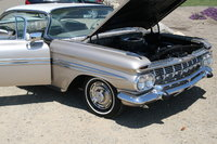 Picture of 1959 Chevrolet Impala, exterior, engine