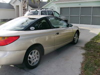 2001 Saturn S-Series 3 Dr SC1 Coupe, Looks good ALL THE WAY AROUND!!!, exterior, gallery_worthy