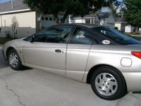 2001 Saturn S-Series 3 Dr SC1 Coupe, Body is GOLD, and in great shape!, exterior, gallery_worthy