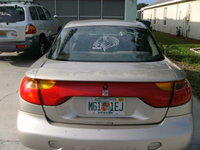 2001 Saturn S-Series 3 Dr SC1 Coupe, Rear spoiler!, gallery_worthy