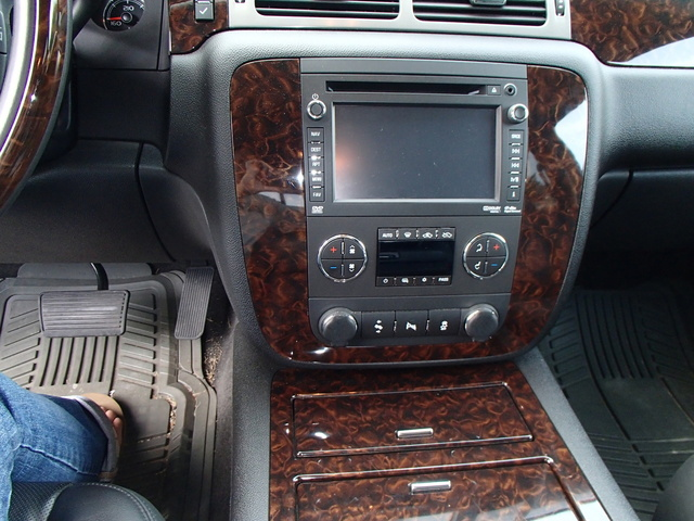 Picture of 2012 GMC Sierra 1500 Denali Crew Cab, interior, gallery_worthy