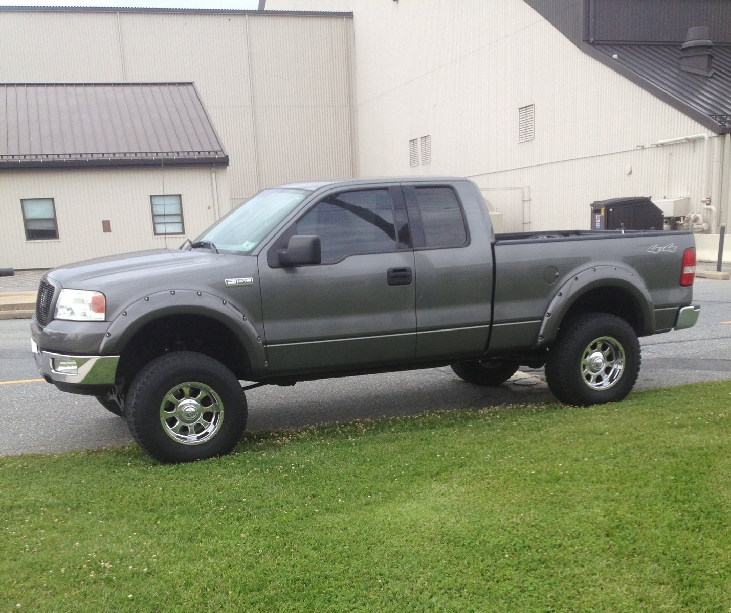 Used 2010 Ford F150: 2004 Ford F-150
