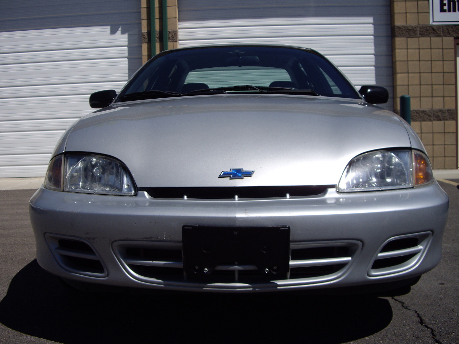 picture of 2002 chevrolet cavalier base exterior. Cars Review. Best American Auto & Cars Review