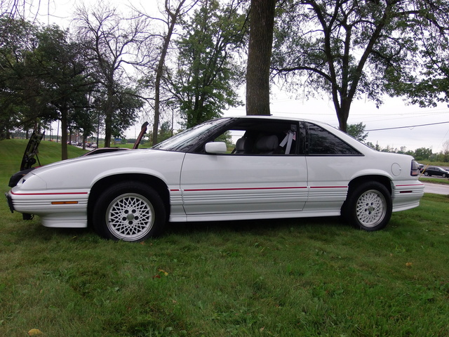 Picture of 1991 Pontiac Grand Prix 2 Dr GT Coupe