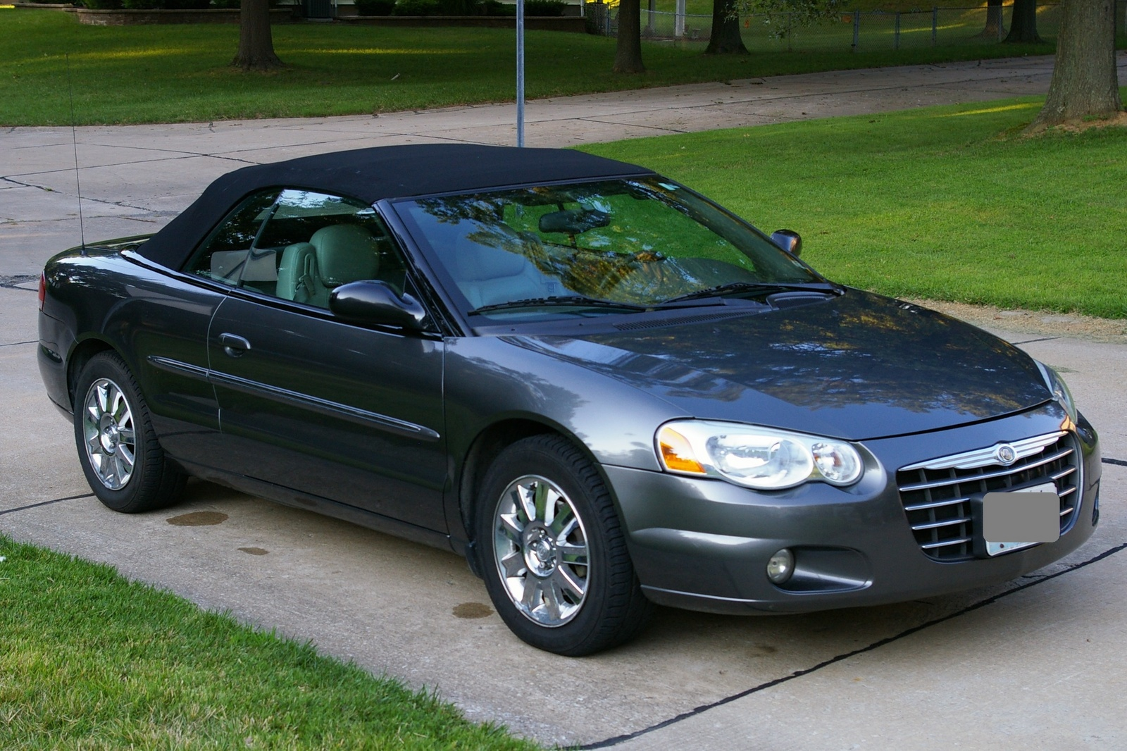 2004 Chrysler Sebring Coup U00e9 Limited Related Infomation