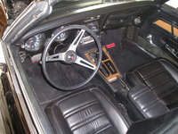 Picture of 1973 Chevrolet Corvette Convertible, interior, gallery_worthy