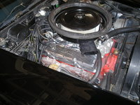 Picture of 1973 Chevrolet Corvette Convertible, engine, gallery_worthy