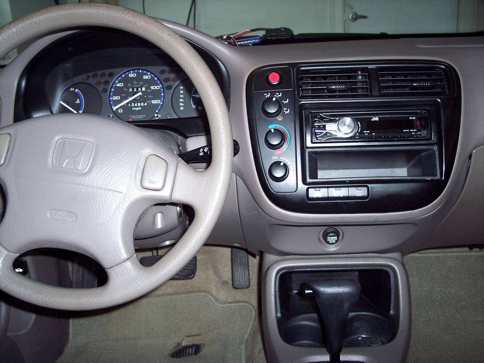 Honda Nsx 1990 Interior