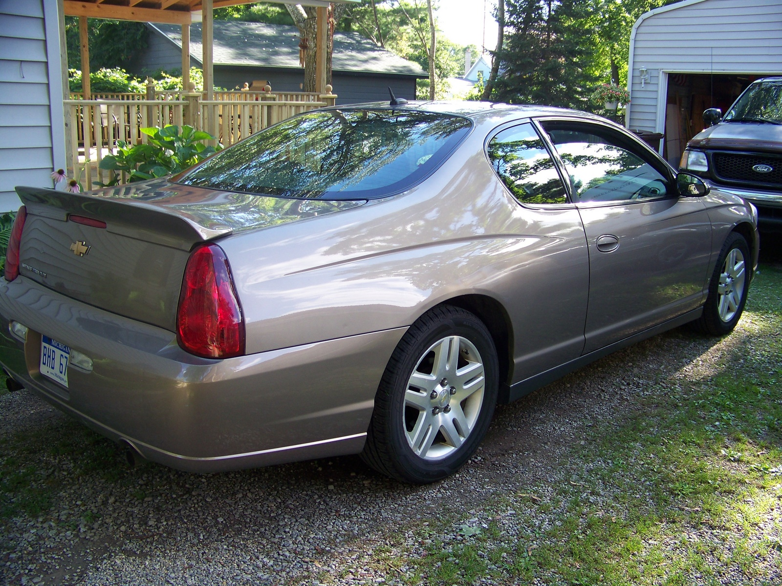2006 Chevrolet Monte Carlo Lt Related Infomationspecifications 3800 Engine Wiring Harness Picture Of 39l Exterior