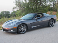 Picture of 2009 Chevrolet Corvette 1LT Coupe RWD, exterior, gallery_worthy