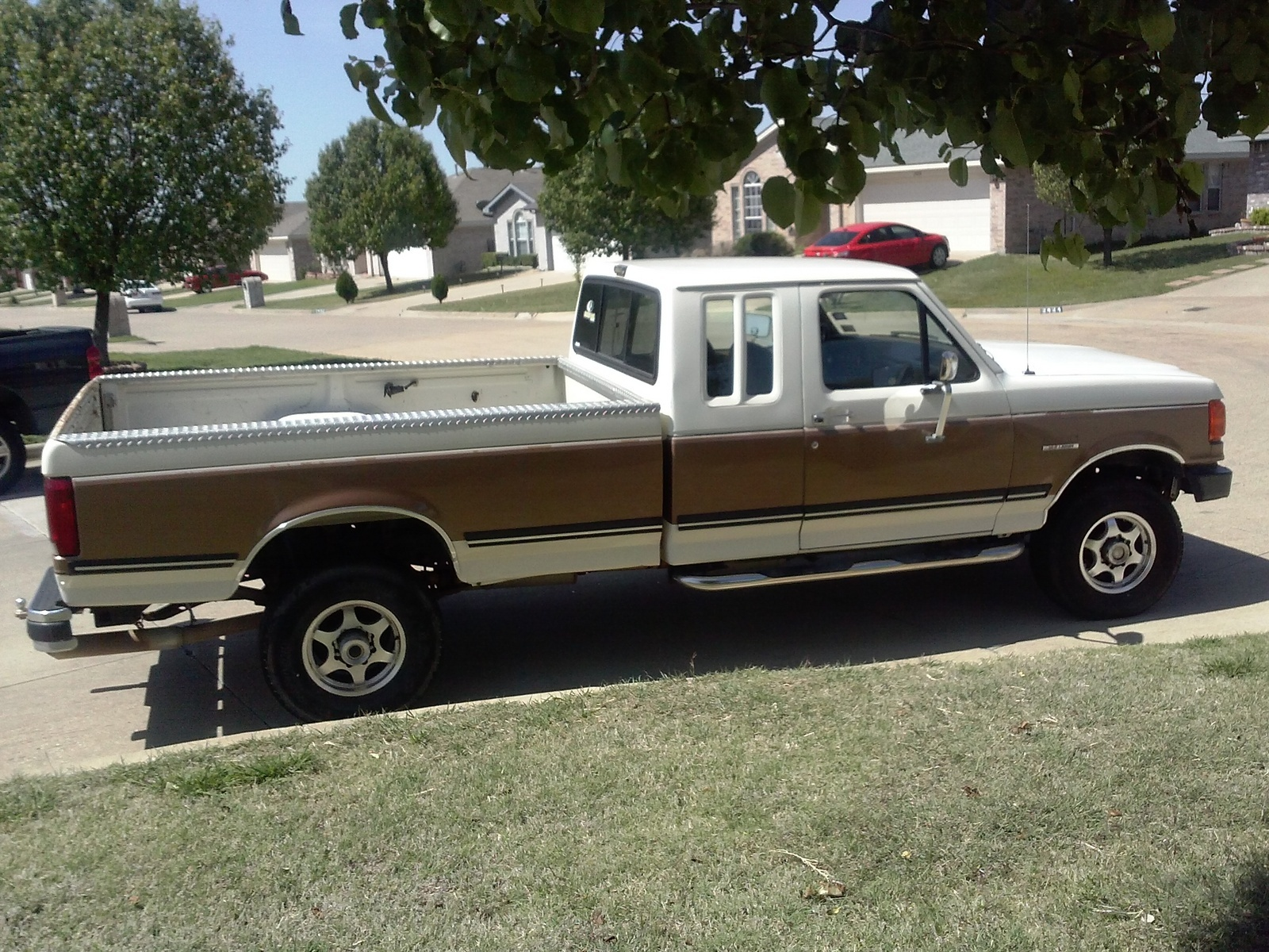 Ford F 250 Questions How Much Is My 1991 Ford F250