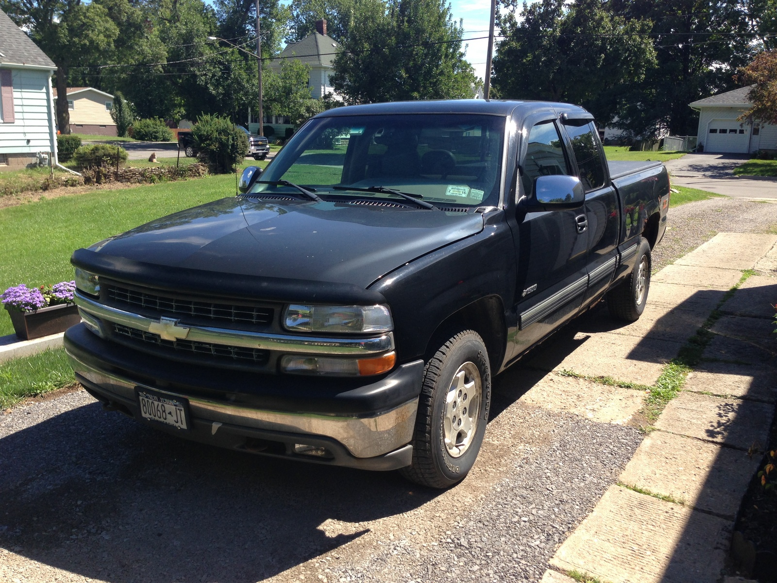 picture of 2000 chevrolet silverado 1500 lt ext cab 4wd exterior. Cars Review. Best American Auto & Cars Review