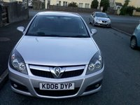 Picture of 2006 Vauxhall Vectra, exterior