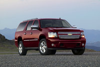 2014 Chevrolet Suburban, Front-quarter view. Copyright General Motors, manufacturer, exterior