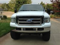 2005 Ford Excursion Eddie Bauer 4WD, Front, exterior