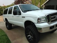 2005 Ford Excursion Eddie Bauer 4WD, Passenger, exterior