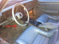 Picture of 1981 Chevrolet Corvette Coupe, interior