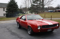 1968 AMC AMX Overview