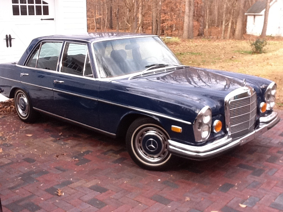1973 Mercedes Benz 280 Pictures Cargurus