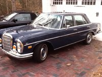 1973 Mercedes-Benz 280 Overview