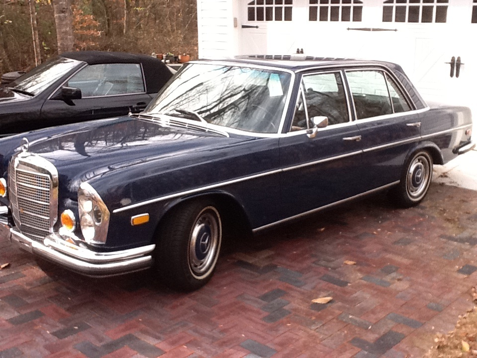 1973 Mercedes Benz 280 Overview Cargurus
