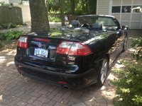 Picture of 2007 Saab 9-3 Aero Convertible, exterior, gallery_worthy
