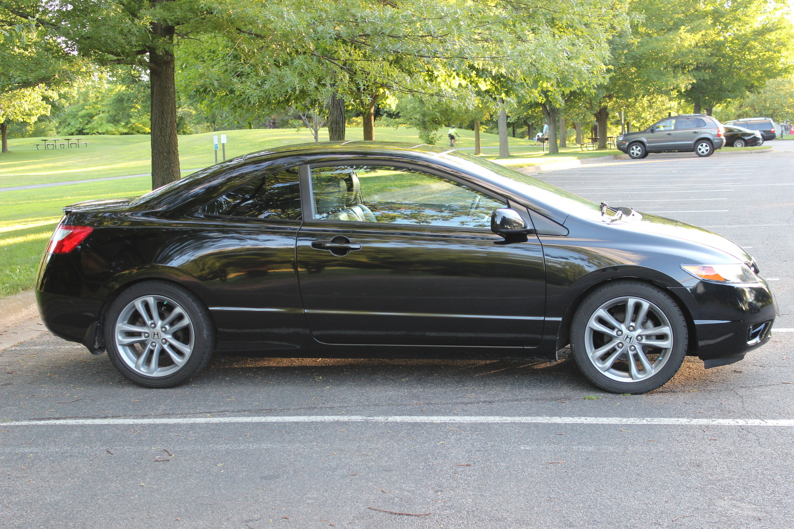 2008 honda civic coupe lx review. Black Bedroom Furniture Sets. Home Design Ideas