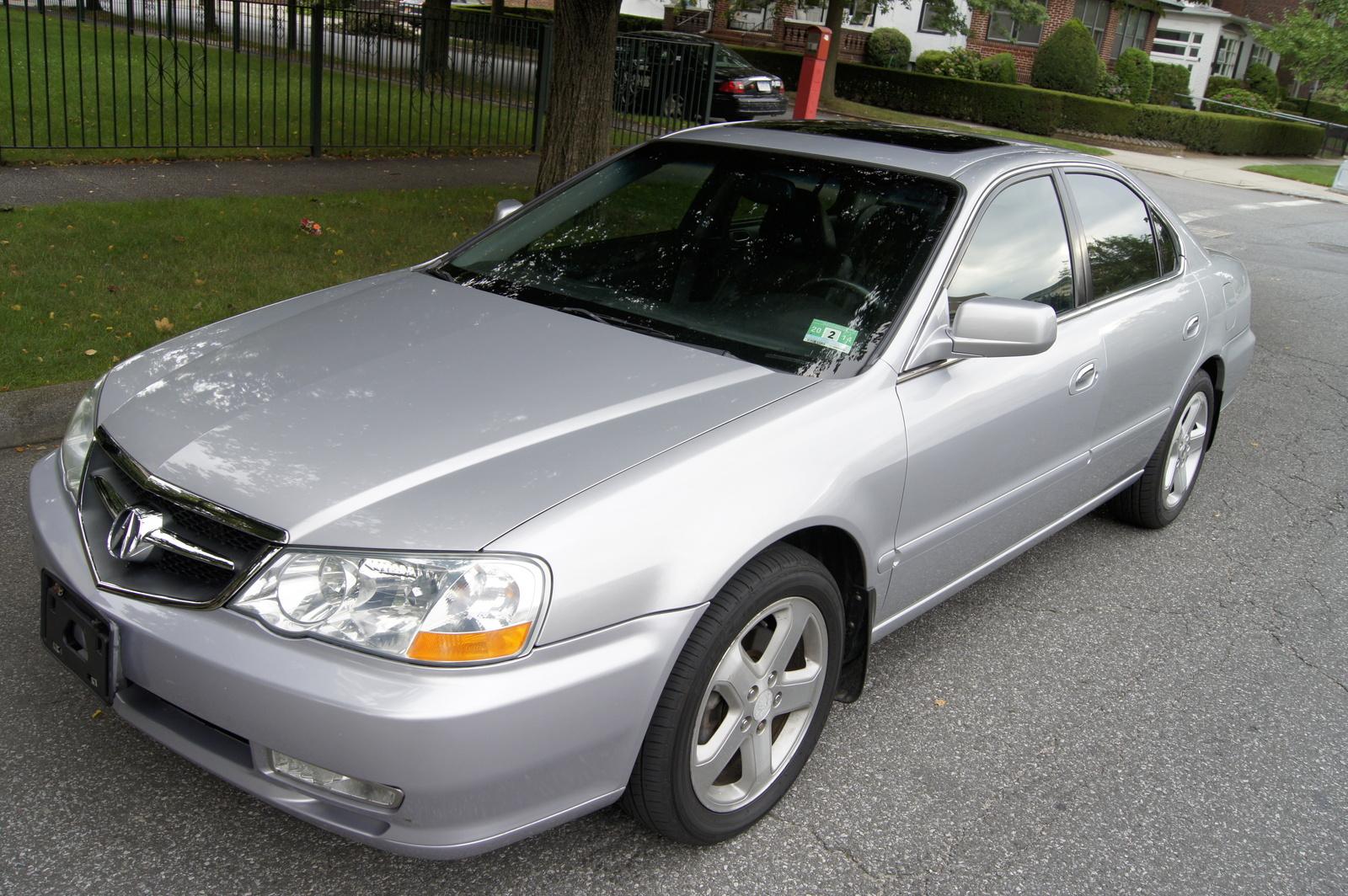 2002 Acura TL - Pictures - CarGurus