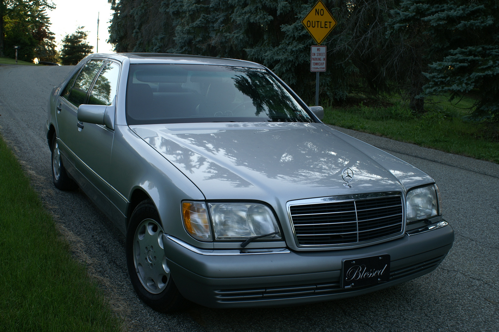 1995 mercedes benz s class pictures cargurus for 1995 mercedes benz