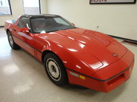 1985 Chevrolet Corvette picture, exterior