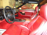 1985 Chevrolet Corvette picture, interior