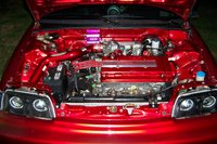 Picture of 1990 Honda Civic Hatchback, engine, gallery_worthy