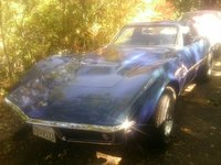 Picture of 1969 Chevrolet Corvette Coupe, exterior