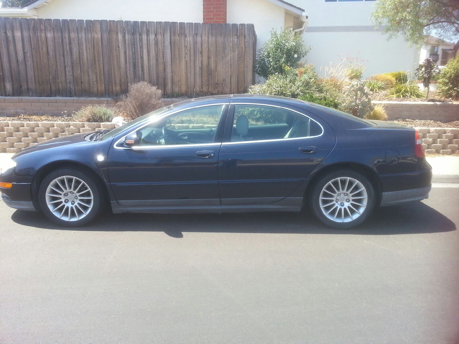2002 Chrysler 300m Special Related Infomation