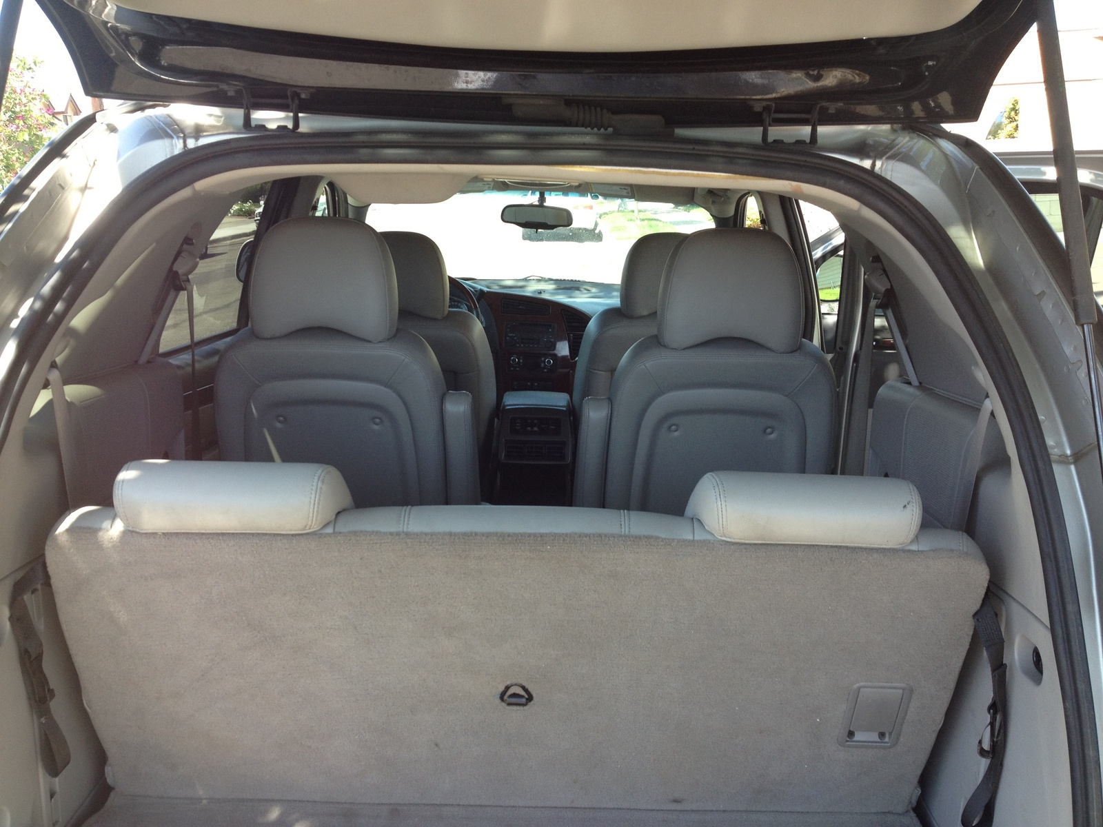 Buick Rendezvous Cxl Pic on 2007 Buick Lacrosse Rate