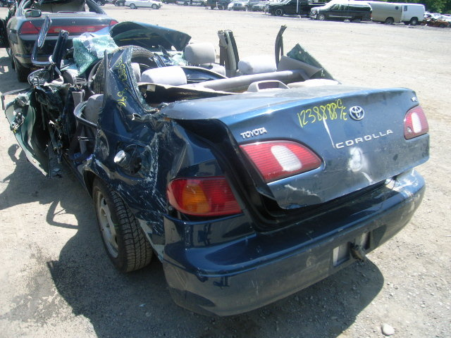 Toyota Corolla Questions - I'm driving a Toyota Corolla Base 5spd what is the difference when I ...