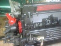 Picture of 1997 Pontiac Firebird Formula, engine